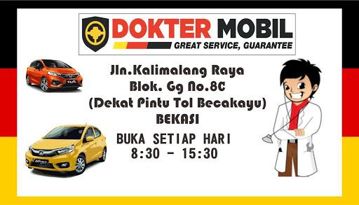 Alamat dan Jam Buka Bengkel Mobil Honda Tambun.indo