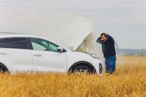cara menghilangkan asap putih pada mobil diesel