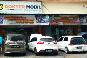 Bengkel Mobil Honda Bandung