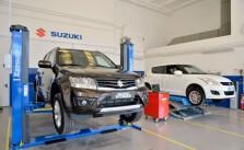 Service Mobil Suzuki Terdekat