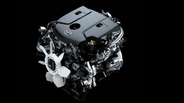 Mesin Innova Diesel
